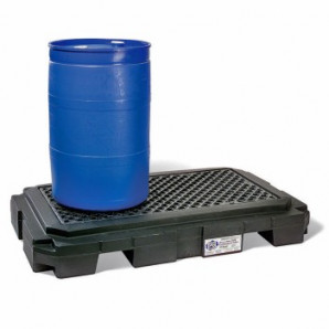 PIG® Heavy-Duty Poly Spill Containment Pallet