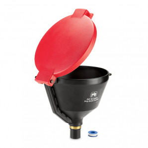 PIG® Burpless® Poly Drum Funnels