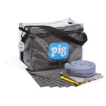 PIG® Universal Clear Cube Bag Spill Kit