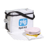 PIG® Oil-Only Clear Cube Bag Spill Kit
