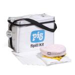 PIG® Oil-Only Clear Cube Bag Spill Kit